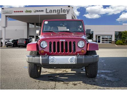2011 Jeep Wrangler Unlimited Sahara (Stk: L164812A) in Surrey - Image 2 of 22