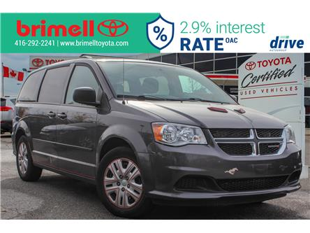 2015 Dodge Grand Caravan SE/SXT (Stk: 207604A) in Scarborough - Image 1 of 11