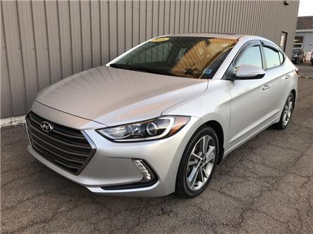 2018 Hyundai Elantra GLS (Stk: N522A) in Charlottetown - Image 1 of 24