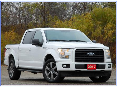 2017 Ford F-150 XLT (Stk: 9F9690BX) in Kitchener - Image 1 of 20