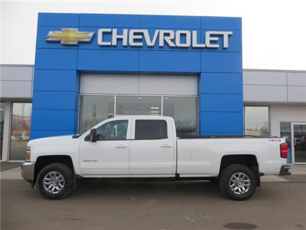 2017 Chevrolet Silverado 3500HD LT (Stk: 46254) in STETTLER - Image 1 of 21