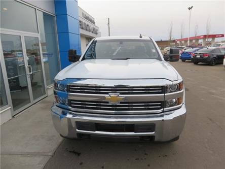 2017 Chevrolet Silverado 3500HD LT (Stk: 46254) in STETTLER - Image 2 of 21