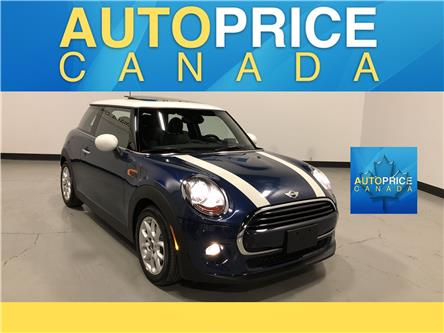 2017 MINI 3 Door Cooper (Stk: H0718) in Mississauga - Image 1 of 27
