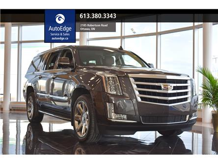 2016 Cadillac Escalade ESV Premium Collection (Stk: A0025) in Ottawa - Image 1 of 23