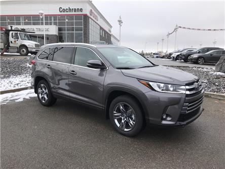 2019 Toyota Highlander Limited (Stk: 190481) in Cochrane - Image 1 of 25