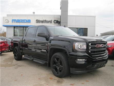 2017 GMC Sierra 1500 SLE (Stk: 00579) in Stratford - Image 1 of 24
