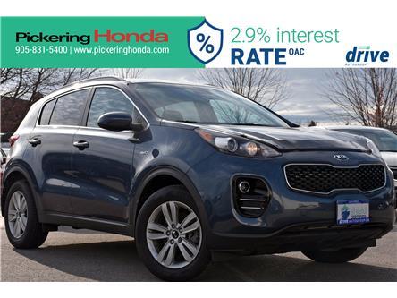 2018 Kia Sportage  (Stk: P5391) in Pickering - Image 1 of 29