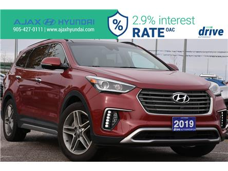 2019 Hyundai Santa Fe XL Ultimate (Stk: 19042) in Ajax - Image 1 of 38