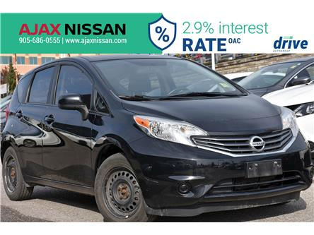 2014 Nissan Versa Note 1.6 SV (Stk: U418A) in Ajax - Image 1 of 27