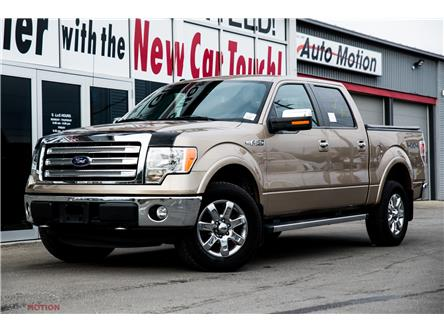 2013 Ford F-150 Lariat (Stk: 191245) in Chatham - Image 1 of 25