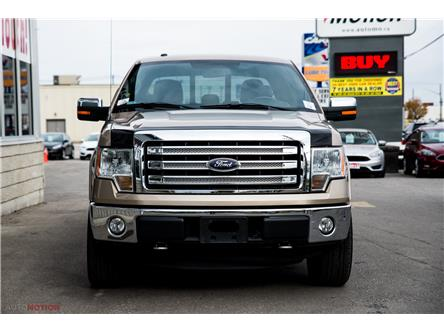 2013 Ford F-150 Lariat (Stk: 191245) in Chatham - Image 2 of 25