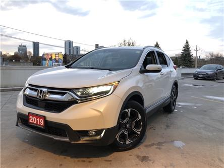 2019 Honda CR-V Touring (Stk: V191557A) in Toronto - Image 1 of 29