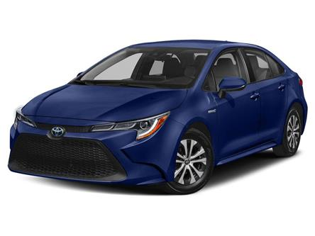 2020 Toyota Corolla Hybrid Base (Stk: 20184) in Bowmanville - Image 1 of 9
