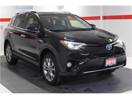 2016 Toyota RAV4 Hybrid Limited (Stk: 299761S) in Markham - Image 2 of 26