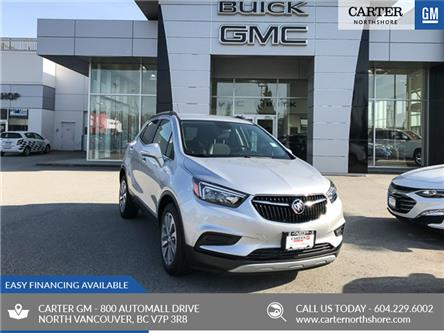 2019 Buick Encore Preferred (Stk: 9K69060) in North Vancouver - Image 1 of 13