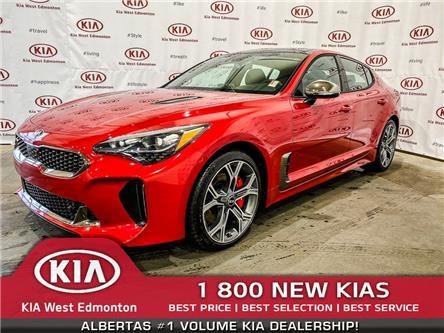2019 Kia Stinger GT Limited (Stk: 21871) in Edmonton - Image 1 of 47