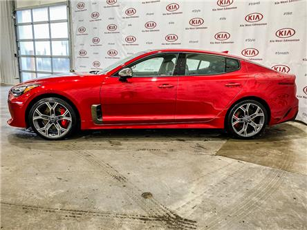 2019 Kia Stinger GT Limited (Stk: 21799) in Edmonton - Image 2 of 48