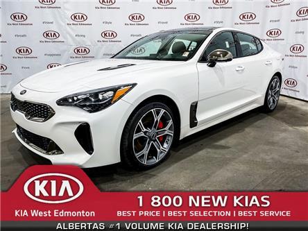 2019 Kia Stinger GT Limited (Stk: 21878) in Edmonton - Image 1 of 50