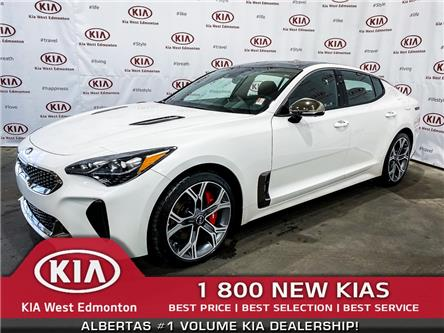 2020 Kia Stinger GT Limited w/Red Interior (Stk: 21970) in Edmonton - Image 1 of 48