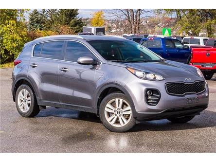 2017 Kia Sportage LX (Stk: 27066U) in Barrie - Image 1 of 29