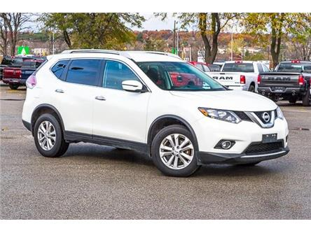 2016 Nissan Rogue SL Premium (Stk: 27065UX) in Barrie - Image 1 of 29