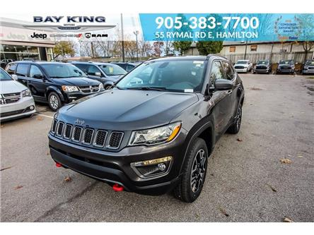 2020 Jeep Compass Trailhawk (Stk: 207525) in Hamilton - Image 1 of 26