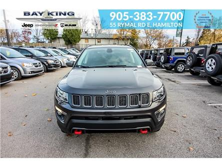 2020 Jeep Compass Trailhawk (Stk: 207525) in Hamilton - Image 2 of 26
