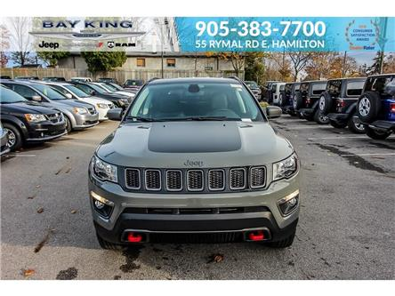 2020 Jeep Compass Trailhawk (Stk: 207520) in Hamilton - Image 2 of 25