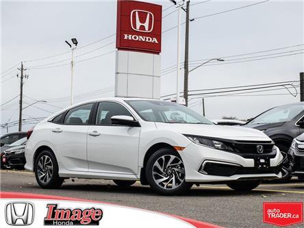 2020 Honda Civic EX (Stk: 10C1052) in Hamilton - Image 1 of 21