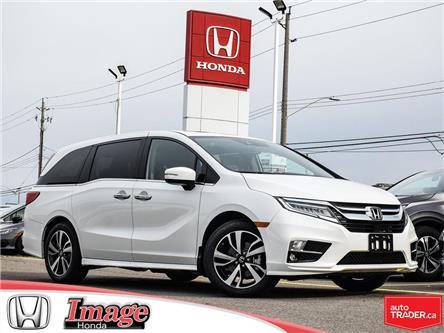 2020 Honda Odyssey Touring (Stk: 10V181) in Hamilton - Image 1 of 22