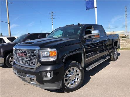 2018 GMC Sierra 2500HD Denali|DIESEL|SUNROOF|NEW TIERS| (Stk: PA18812) in BRAMPTON - Image 2 of 30