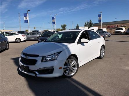 2015 Chevrolet Cruze 2LT|SUNROOF|BLUETOOTH|LEATHER| (Stk: 265783A) in BRAMPTON - Image 2 of 17