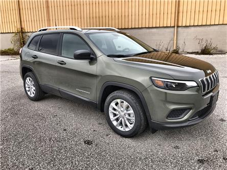 2020 Jeep Cherokee Sport (Stk: 2163) in Windsor - Image 1 of 12