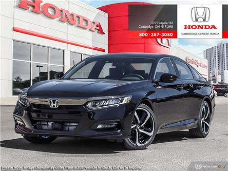 2020 Honda Accord Sport 1.5T (Stk: 20406) in Cambridge - Image 1 of 24