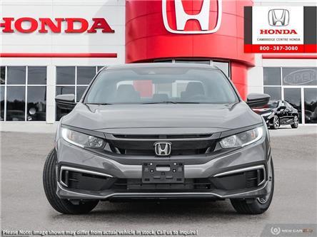 2020 Honda Civic LX (Stk: 20431) in Cambridge - Image 2 of 24