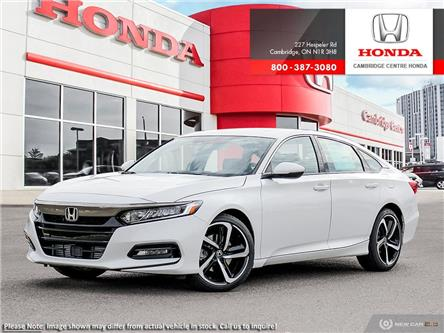 2020 Honda Accord Sport 1.5T (Stk: 20415) in Cambridge - Image 1 of 23