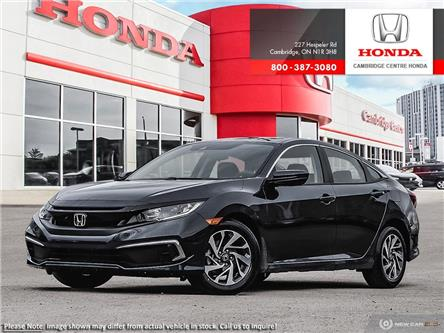 2020 Honda Civic EX (Stk: 20410) in Cambridge - Image 1 of 24
