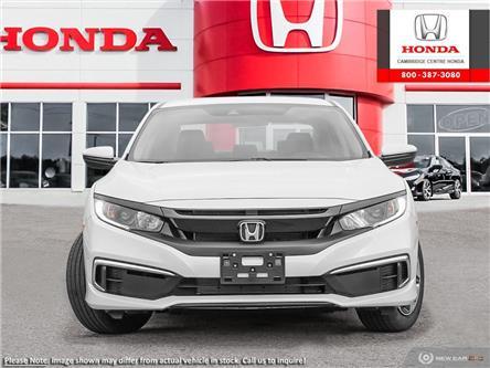 2020 Honda Civic LX (Stk: 20430) in Cambridge - Image 2 of 24