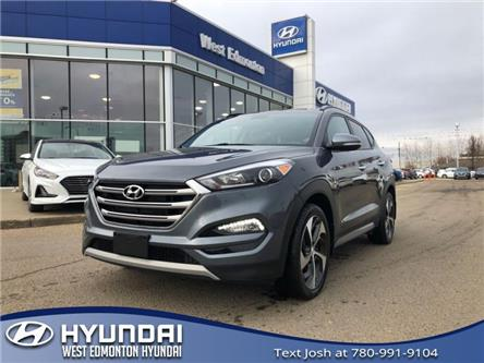 2017 Hyundai Tucson SE (Stk: E4746) in Edmonton - Image 1 of 27