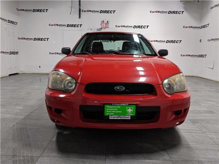 2004 Subaru Impreza 2.5 RS (Stk: CN5809) in Burlington - Image 2 of 30