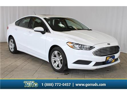 2017 Ford Fusion SE (Stk: 210301) in Milton - Image 1 of 47