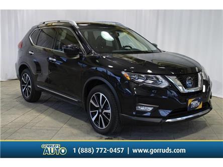 2017 Nissan Rogue SL Platinum (Stk: 817733) in Milton - Image 1 of 47