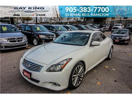2013 Infiniti G37  (Stk: 197663A) in Hamilton - Image 1 of 21