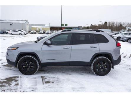 2015 Jeep Cherokee North (Stk: 1993A) in Prince Albert - Image 2 of 11