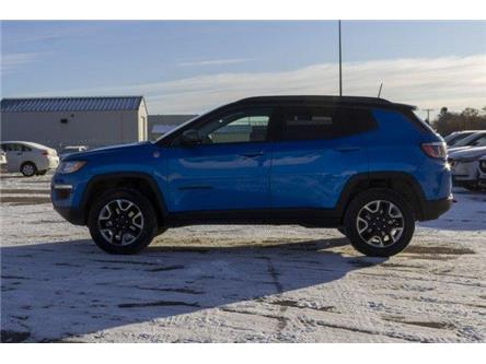 2018 Jeep Compass Trailhawk (Stk: V922A) in Prince Albert - Image 2 of 11