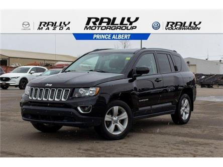 2016 Jeep Compass Sport/North (Stk: V1019) in Prince Albert - Image 1 of 11