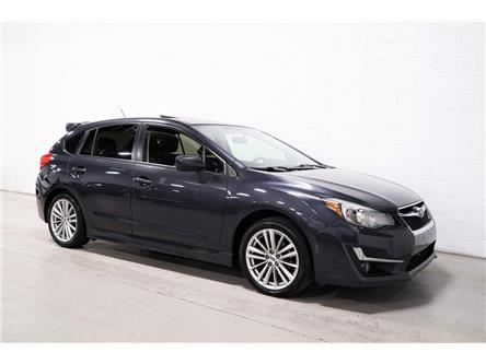 2015 Subaru Impreza  (Stk: 299768) in Vaughan - Image 1 of 30