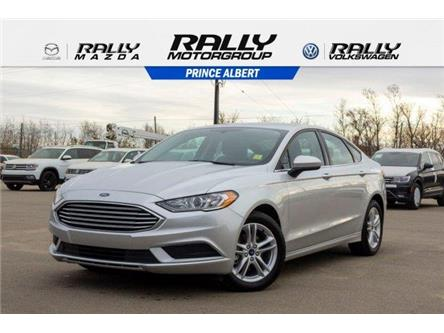 2018 Ford Fusion SE (Stk: V1076) in Prince Albert - Image 1 of 11