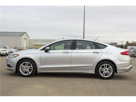 2018 Ford Fusion SE (Stk: V1076) in Prince Albert - Image 2 of 11