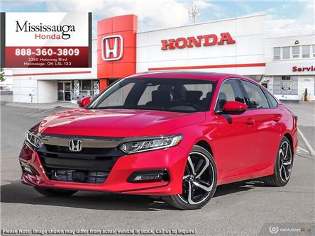 2020 Honda Accord Sport 2.0T (Stk: 327247) in Mississauga - Image 1 of 23